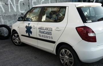 VSL Ambulances Françaises